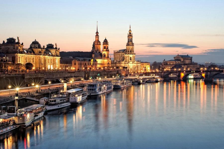 Stadtführung Dresden Altstadt Stadtführungen Dresden